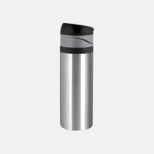 0,4 liters ståltermosmugg med reklamtryck