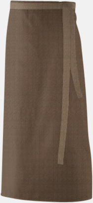 Toffee (90 x 60 cm) Förkläden i 5 varianter med reklamtryck