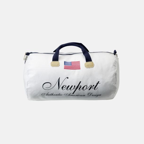 Vit Väskor från Newport