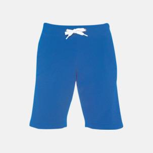 Shorts i herrmodell med reklamtryck