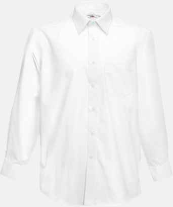 Vit Long Sleeve Poplin Shirt