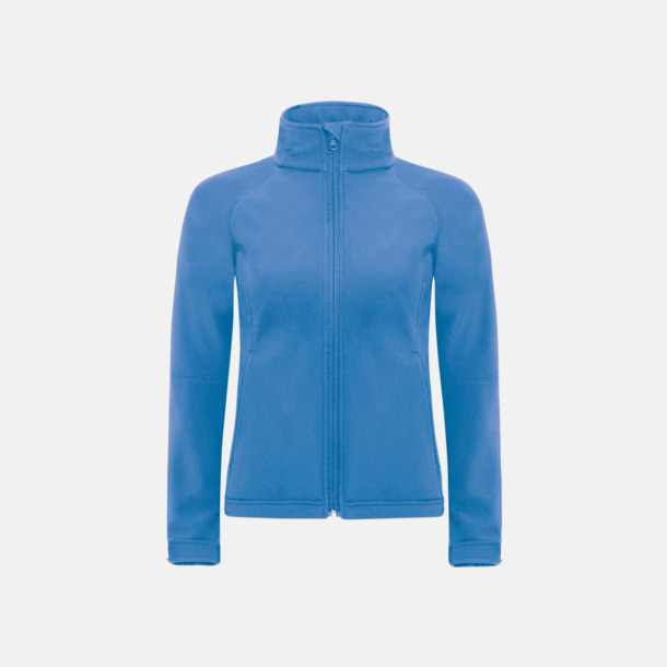 Azure (dam) Softshell-jackor för vuxna och barn - med reklamtryck