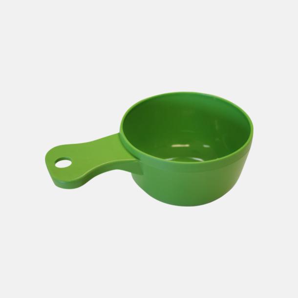 Ljusgrön Traditionella drickkåsor med tryck