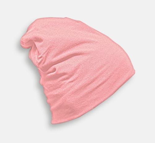 Cotton Candy Skräddarsydda bomullsmössor med fleecefoder