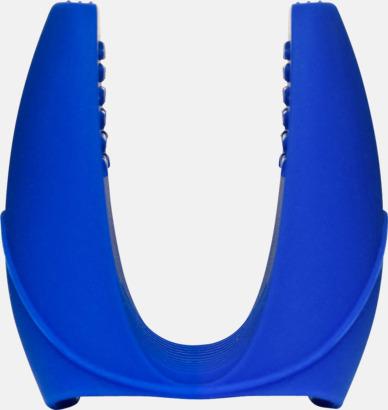 Blå Sagaforms grytvantar av silikon