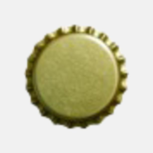 Guld Vatten i glasflaska med egen logo