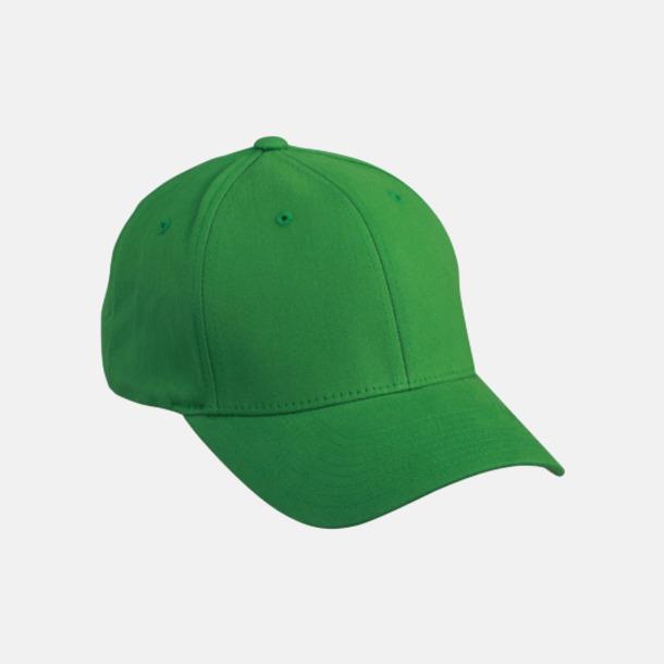 Green Flexfitkeps med egen brodyr
