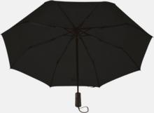 Automatiska kompaktparaplyer med reklamtryck
