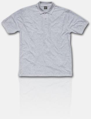 Light Oxford Fina pikétröjor för herr, dam & barn med reklamtryck