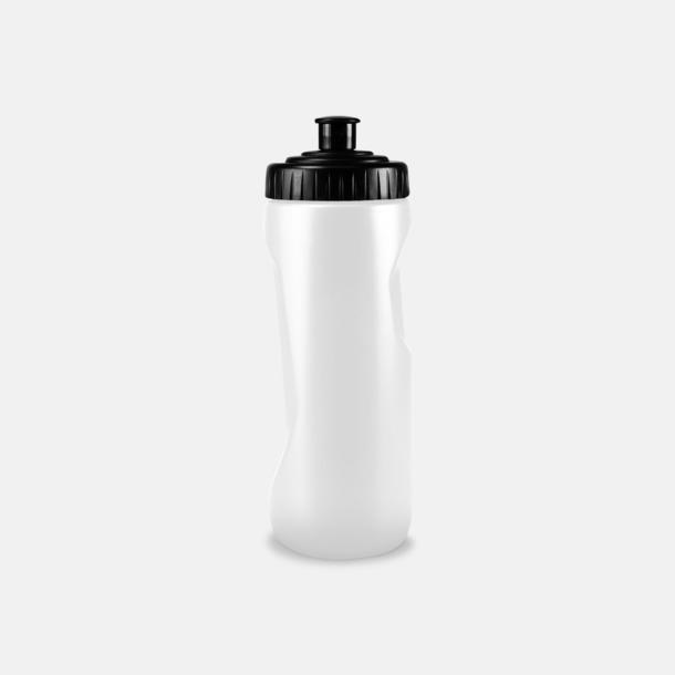 Vit pärlemor Boss - Vattenflaskor med tryck