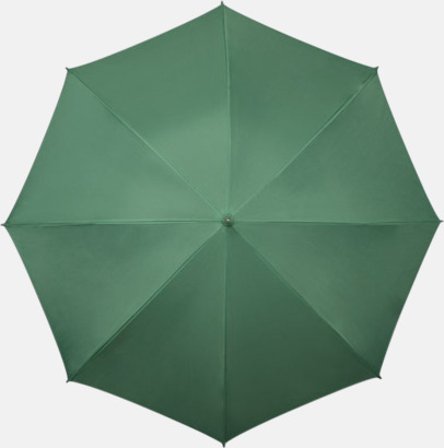 Grön Paraplyer med tryck