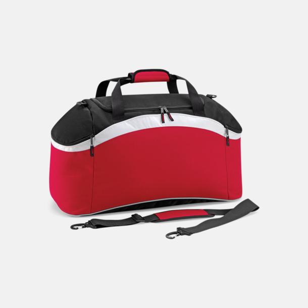 Classic Red/Black/White Väskor med reklamtryck