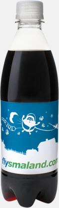 Standard etikett (ingår) Påsk- och julmust med egen etikett