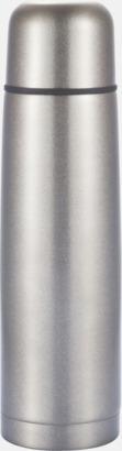 Rostig silver Färgglada termosar med tryck