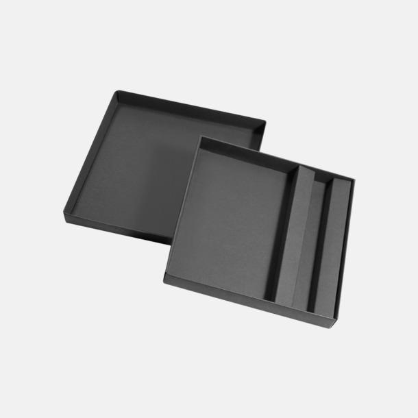 Giftbox Pocket (se tillval) Moleskine-böcker med blanka sidor och hårt omslag - med reklamtryck