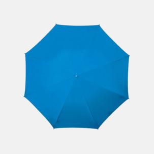 Golfparaplyer med aluminium skaft - med reklamtryck