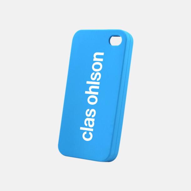 Ljusblå Mjuka mobilskal för iPhone