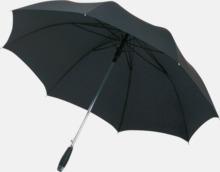 Kvalitetsparaplyer med tryck