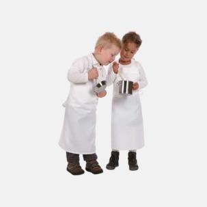 Barnförkläden med sublimationstryck