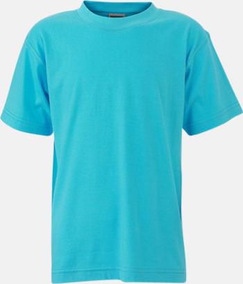 Pacific Barn t-shirtar av kvalitetsbomull med eget tryck