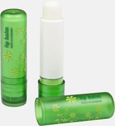 Ljusgrön Cerat med reklamtryck