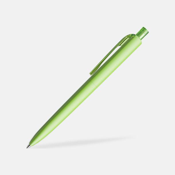 Grön (matt) Funktionella Prodirpennor med reklamtryck