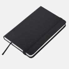 anteckningsbok i konstläder i A6 format