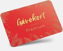 Gåvokort Premium