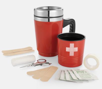 First Aid Termosmugg med eget tryck eller gravyr