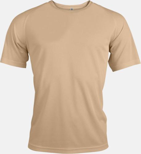 Sand Sport t-shirts i många färger för herrar - med reklamtryck