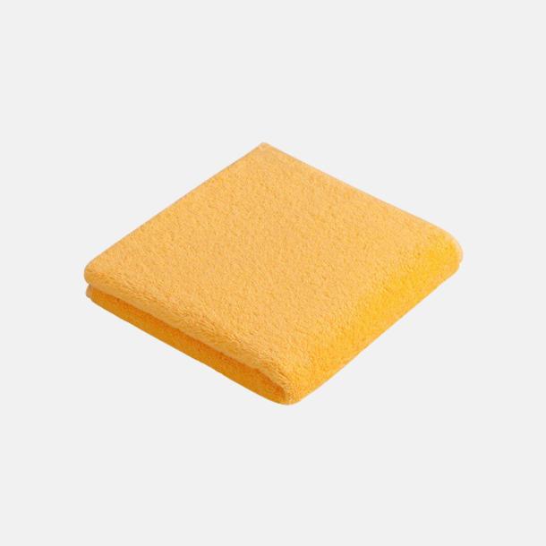 Honey (50 x 100 cm) Mjuka bomullshanddukar i 5 storlekar med reklambrodyr