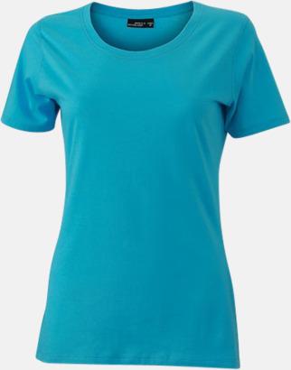 Pacific T-shirtar av kvalitetsbomull med eget tryck