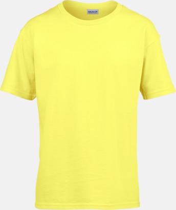 Cornsilk Billiga t-shirts med reklamtryck