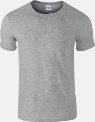 Sport Grey (heather) Billiga t-shirts med tryck