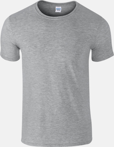 Sport Grey (heather) Billiga t-shirts med tryck 8e70911a044a1