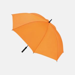Golfparaplyer med eget reklamtryck