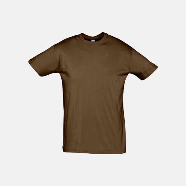 Earth Billiga unisex t-shirts i många färger med reklamtryck