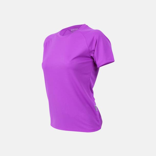 Violet Sport t-shirts i många färger - med reklamtryck