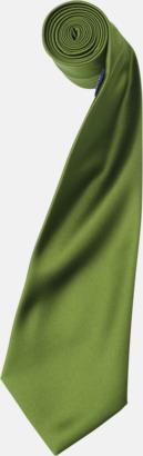 Oasis Green Slipsar i supermånga färger