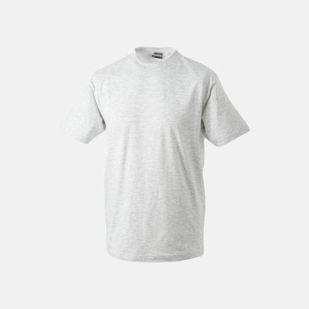 Ash Barn t-shirtar av kvalitetsbomull med eget tryck