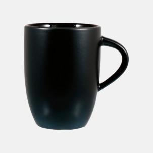 Snygga kaffemuggar med reklamtryck