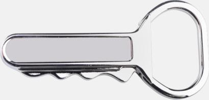 Silver Tuff nyckelring med egen gravyr