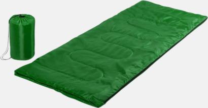Grön Sovsäckar med reklamtryck