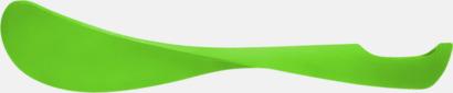 Limegrön Innovativa smörknivar med reklamtryck
