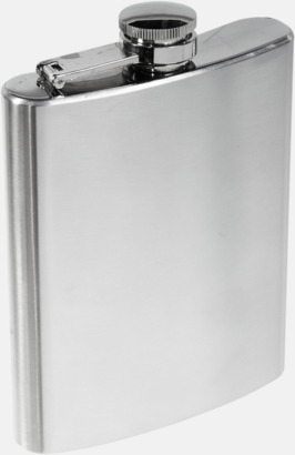 Silver Clear Fickplunta med eget reklamtryck