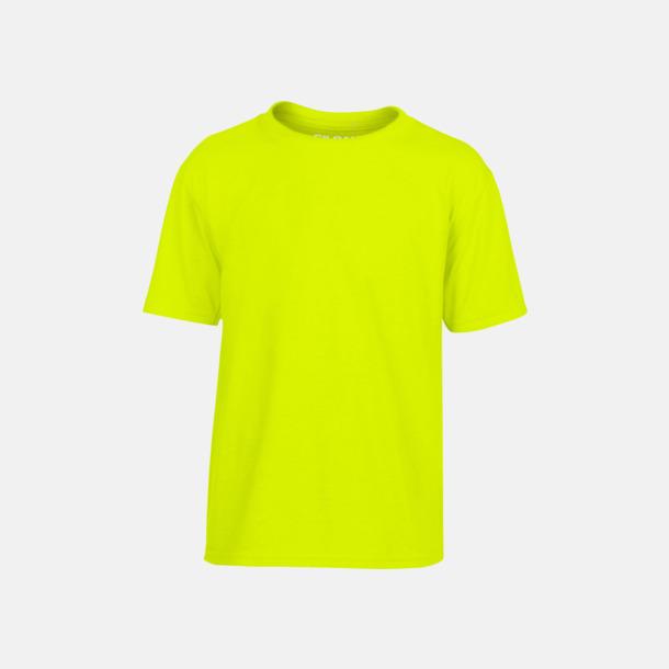 Safety Green Smarta funktionskläder för barn - med tryck