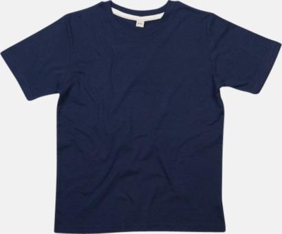 Nautical Navy Ekologisk t-shirt för barn