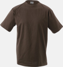 Barn t-shirtar av kvalitetsbomull med eget tryck