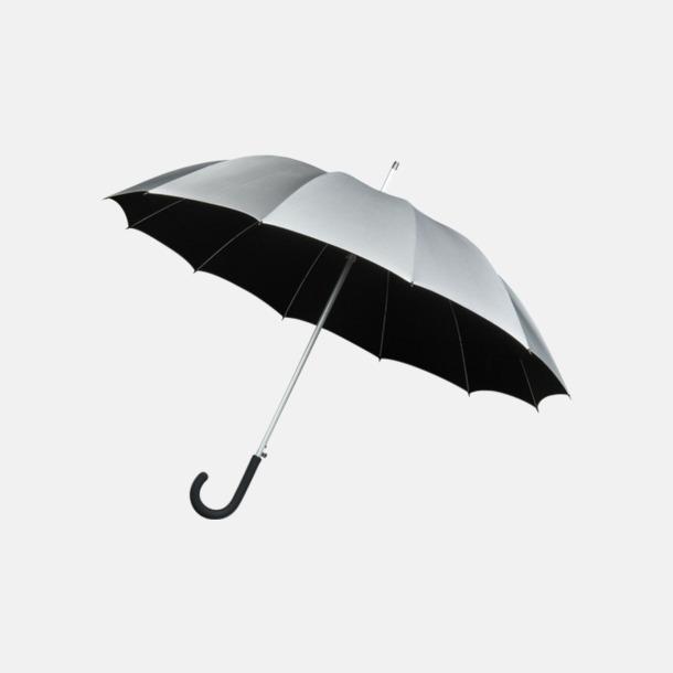 Stora paraplyer med reklamtryck