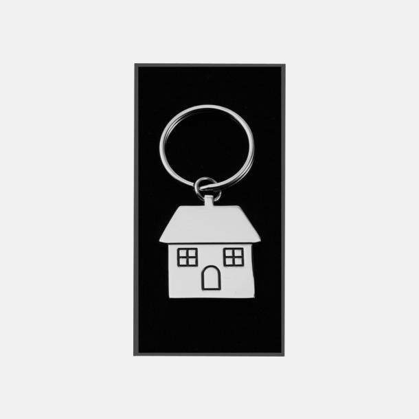 Husnyckelring med egen gravyr